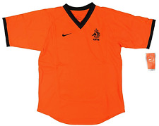 f366dfc86 Holland  RARE  2000-02 Home Jersey (XL Youths)  BRAND NEW