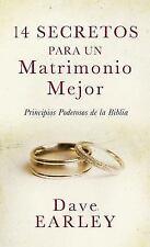 14 Secretos Para Un Matrimonio Mejor (Paperback or Softback)