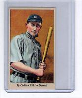 Ty Cobb - 1911 Detroit Tigers Tobacco Road series reprint #6