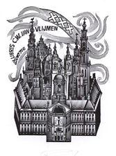 Ex Libris Anatoli Kalaschnikov : Opus 716, C.W. van Vlijmen (Amsterdam)