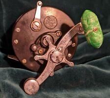 Penn Del Mar 285 Reel Beautiful! Vintage, in Great condition! Green handle