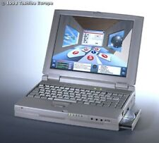 Vintage Toshiba Satellite Pro 460CDX P166 2.0 GB Notebook Computer Windows 95