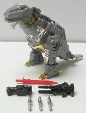 TRANSFORMERS G1 GRIMLOCK Dinobot T-Rex Dinosaur Figure 1985 Hasbro COMPLETE