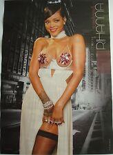 Rihanna  /  EXO [ K-POP ]   ___   1  POSTER  ___    A3   __   28 cm x 41 cm