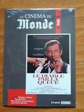 """ LE DIABLE PAR LA QUEUE "" DVD NEUF RARE - Yves MONTAND - MARIELLE - DE BROCA"