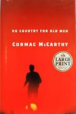 NO COUNTRY FOR OLD MEN  BY CORMAC MCCARTHY *FIRST EDITION*
