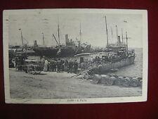 BARI- IL PORTO, viagg, anni 20 #10836