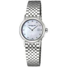 RAYMOND WEIL Tradition Diamond Ladies Watch 5966-ST-97001 - RRP £675 - BRAND NEW