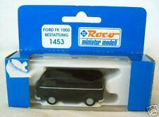 Old ROCO mini FORD FK 1000 plastic toy model car