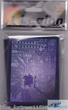 BLUE CIRCUIT BOARD LEGION DECK PROTECTORS CARD SLEEVES ANDROID NETRUNNER MTG