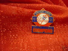 New York Yankees 1996 Eastern Division Champs Pin MLB