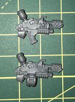 Sternguard Combi Flamers Warhammer 40K Space Marine Bits