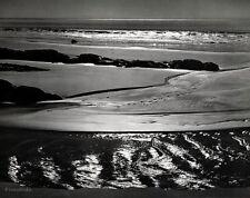 1938/63 Vintage REFUGIO BEACH California Landscape Seascape By ANSEL ADAMS 16x20