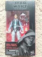 Star Wars; The Black Series Rebel Fleet Trooper 6-Inch Action Figure #69
