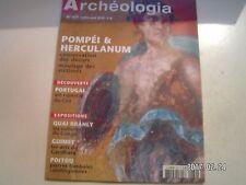 **c Archéologia n°479 Pompéi et Herculanum / mystère  des Buddhas apolliniens