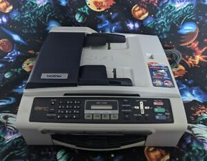 Brother MFC-240C All-In-One Inkjet Printer Scanner Fax Copier