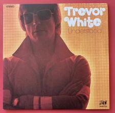 "Trevor White - Understood 7"" Power Pop Vinyl 45 Jook Glam Punk KBD Rock N Roll X"