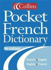 Collins Pocket French Dictionary in Colour,