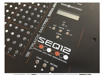MODE MACHINES SEQ-12 MATRIX MIDI Sequencer Sequenzer HOT HOT HOT and NEW NEU