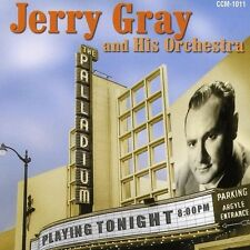 JERRY GRAY - AT THE HOLLYWOOD PALLADIUM  CD NEU