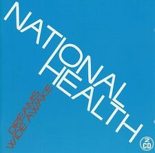 NATIONAL HEALTH - DREAMS WIDE AWAKE 2CD