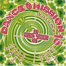 Dance Mission 16 (1997) Aaron Carter, Space Frog, Scooter, DJ Sammy, Ayla.. [CD]