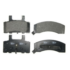 Disc Brake Pad Set Front Federated MD370