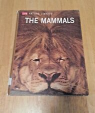 Life Nature Library The Mammals by Richard Carrington (Hardcover, 1963) Vintage