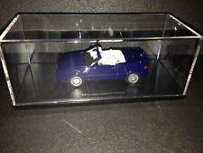VW Corrado Cabriolet Prototyp #035 von 333 AutoCult Masterpiece neu in OVP 1:43