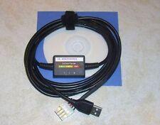 OMVL/EMMEGAS/ELPIGAZ(Elpigas)/VERSUS LPG GPL Diagnose Kabel USB INTERFACE+Softw.