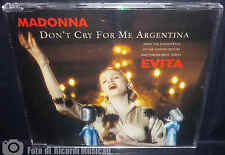 MADONNA - DON'T CRY FOR ME ARGENTINA (EVITA)