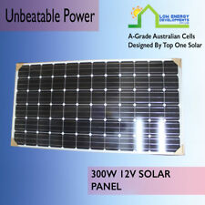 New 300 Watt 12v Mono Solar Panel 300w - PICKUP
