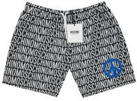 NEW MOSCHINO RRP £80 Peace Logo Kids Boys Childrens Shorts Swim A501