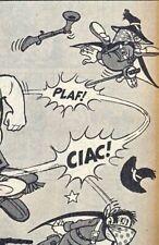 Strisce a fumetti di fumetti europei e franco-belgi corriere dei piccoli anno 1970