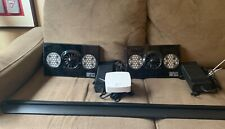 Set of 2 Ecotech Radion XR30w Pro G4 and Reef Link