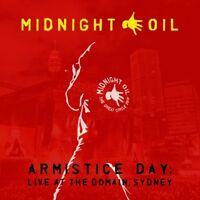 MIDNIGHT OIL - ARMISTICE DAY: LIVE AT THE DOMAIN, SYDNEY (2CD)