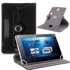 """360° Folio Leather Case Cover Stand For Android Tablet PC 7"""" 8"""" 9"""" 10"""" 10.1"""""""