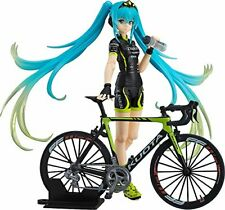 Max Factory Figma Racing Miku 2015 Team Ukyo Support Ver. Action Figure New