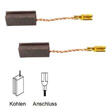 Kohlebürsten Kohlestifte für Bosch GBH 25 R, PBH 20 RE - 5x8x17mm (2121)