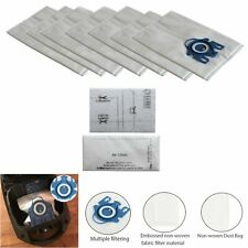 NEW Vacuum Cleaner Bags+Filters For Miele 3D GN COMPLETE C2 C3 S2 S5 S8 S5210
