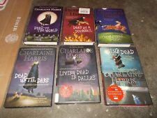 CHARLAINE HARRIS~COMPLETE SOOKIE STACKHOUSE~29  BOOK COLLECTION~AUTOGRAPH~ALL HC