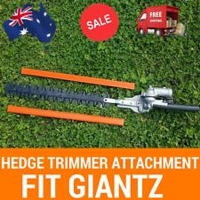 Hedge Trimmer Attachment for Brush Cutter,Multi Tool,Pole Chainsaw Fit Giantz