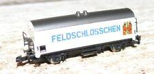 L5   Märklin 8607 Bierwagen Feldschlösschen DB Spur Z
