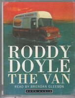 The Van Roddy Doyle 2 Cassette Audio Book Barrytown Trilogy 3 Abridged FASTPOST