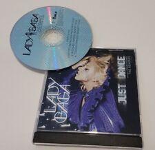 LADY GAGA Just Dance US Remix Single CD