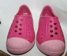 Pink Crocs Slip On Baby Girls/Toddler Size 6