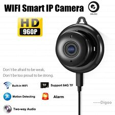 Digoo HD 960P LED IR TELECAMERA IP WIFI CAMERA MOTORIZZATA INTERNET WIRELESS