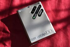 Sony Walkman WM-DD Portable Cassette Player Full metal Working