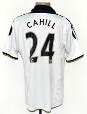 CHELSEA LONDON 2011/2012 THIRD FOOTBALL SHIRT JERSEY ADIDAS SIZE L CAHILL #24