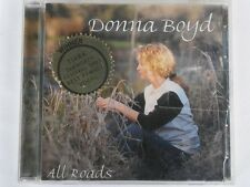 DONNA BOYD - All Roads - OZ CD